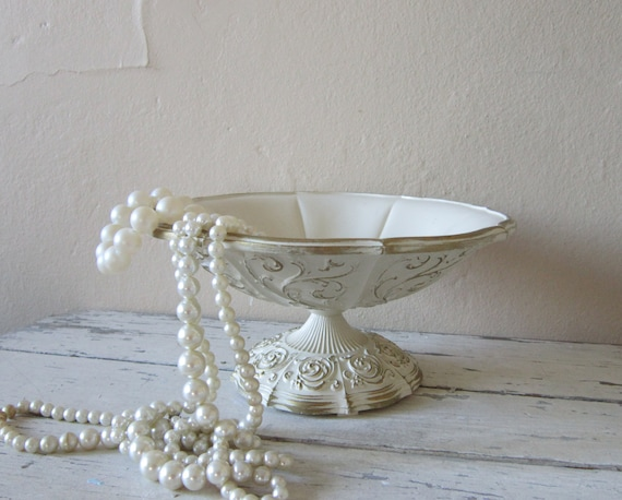 VINTAGE BOWL - Paris chic - Shabby and chic - Cottage chic - French market home decor
