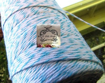 Devine Twine Bakers Twine in Aqua