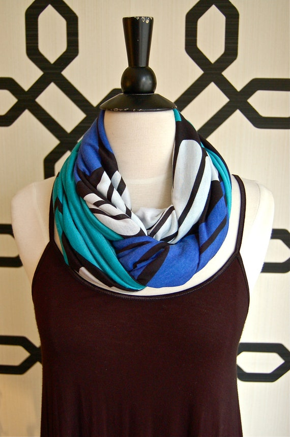 Mod Wings Tuesday Infinity Scarf