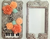 iPhone Bling, Bling Case, Decoden, Front & Back Iphone Case