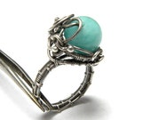 Tutorial - wire-wrapped ring, PDF file, level advanced from MadeBySunflower