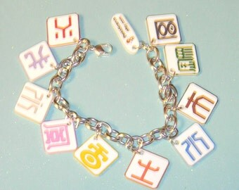 Digimon Frontier Charm Bracelet