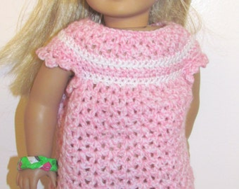 Sale! Pattern 72 Little Darling Set Fits American Girl, Permission to Sell Finished Item