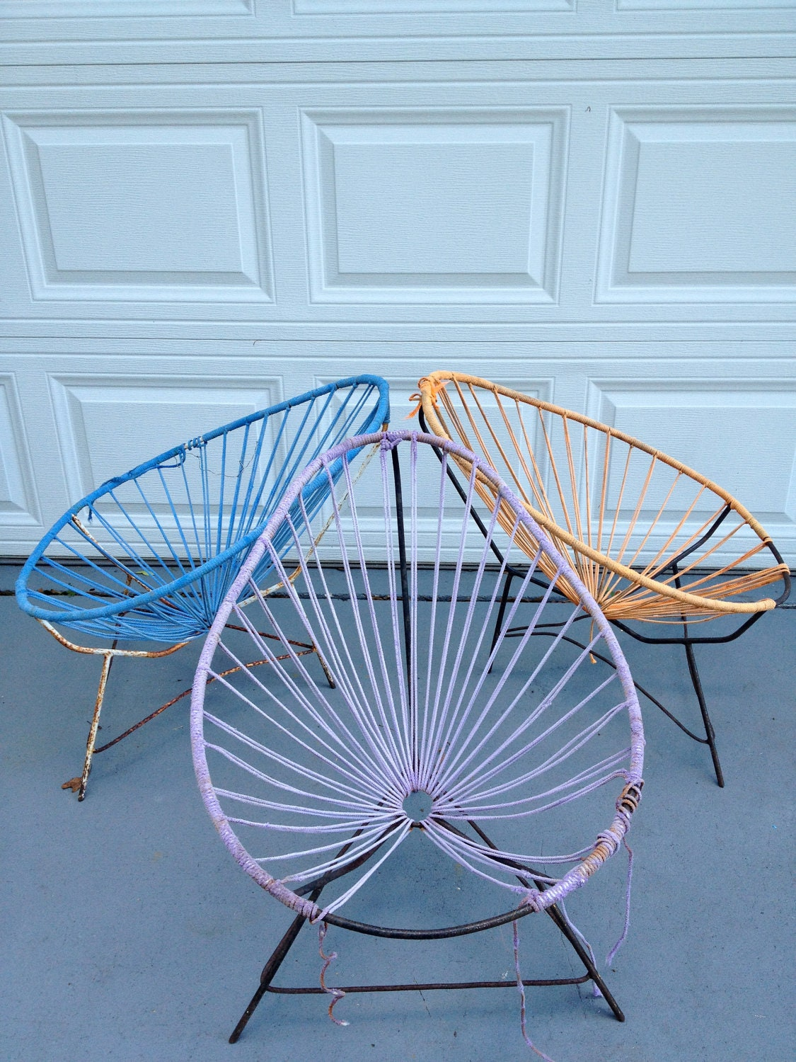 Acapulco chair vintage -