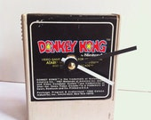 GRAND WAZOO: Video Game Clock - Atari // Donkey Kong //