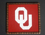 OU - Wooden Jigsaw Tray Puzzle, 101 Pieces