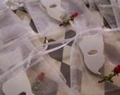 Phantom Of the Opera favor bags 10 pieces