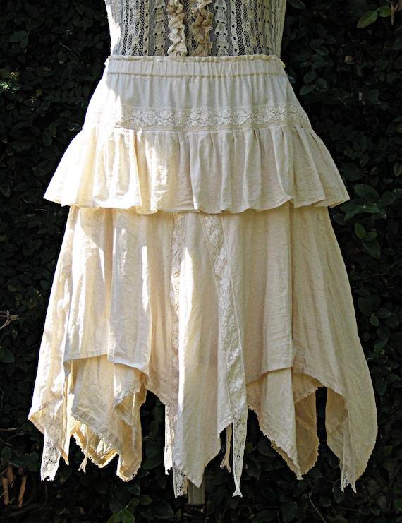 Pixie Princess Lolita Skirt Ready to Ship Size Medium