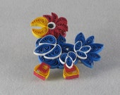 University of Kansas Jayhawk Pin