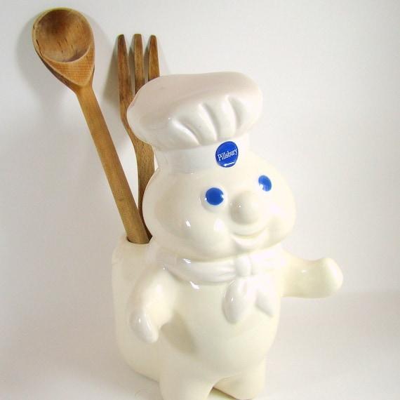 Vintage Pillsbury Doughboy Kitchen Collectible By