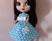 Blythe 60's Dress and hand bag
