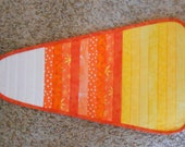 Candy Corn Table Runner