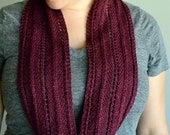 Chevron Sunshine Knitting Pattern by Katie Canavan