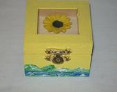 SALE Miniature Jewelry Holder