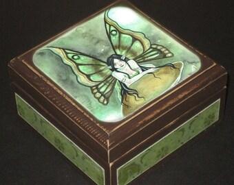 Night Fairy Keepsake Box