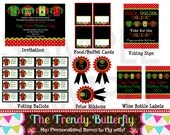 Ugly Sweater Party Package Printable Party
