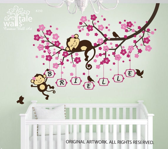 Family like branches on a tree wall decal hd images