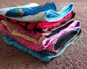 Piles of pouches.. HUGE blowout sale of pouches for small pets.