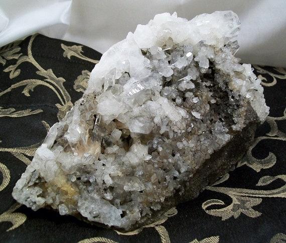 Huge Natural Crystal Stone Specimen