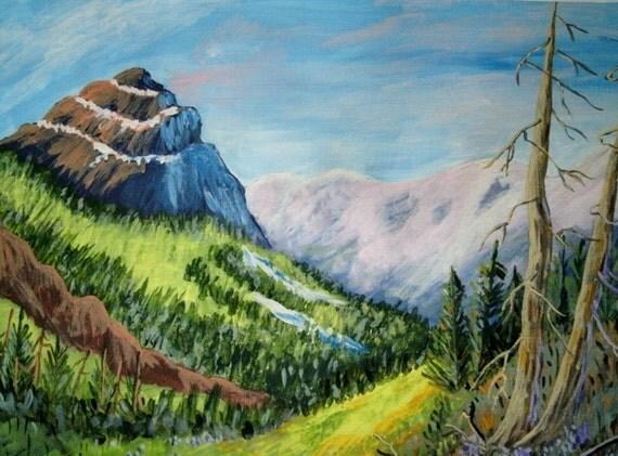 rusty mountain top nature -#main