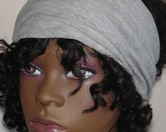 Knit Hair Tube GRAY
