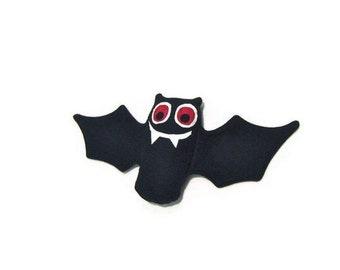 Bat Stuffed Animal - Kooky the Bat  - Stuffed Animal Toy - Ready to Ship kids gift goth fun unique halloween