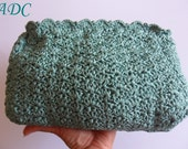 CROCHET pouch/purse/little bag