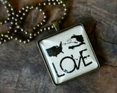 Haiti Adoption Necklace
