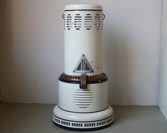 Vintage Porcelain Heater - Perfection 1703
