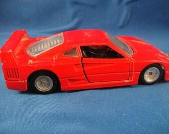 Ferrari F40 S Red Die Cast 1 39 Scale MC Toy