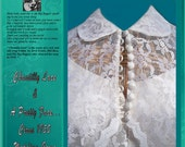 Chantilly Lace & And A Pretty Face Wedding Gown, Circa 1950