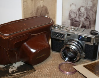 Beauty LM 35mm camera