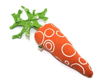 Dog Toy Carrot