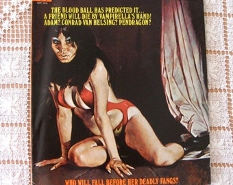 VAMPIRELLA  Magazine Sept 1976 No. 54  Vampires Blood Monsters