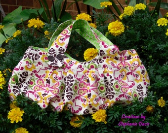 Cute Corduroy Handbag