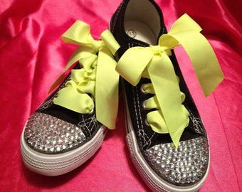 Bling Tennis Shoes