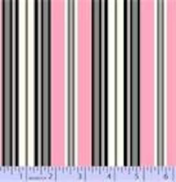 Bundle of Jungle fabric, stripes