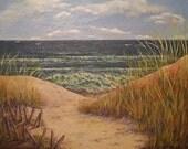 "TUTORIAL: Acrylic Painting ""Seascape"""