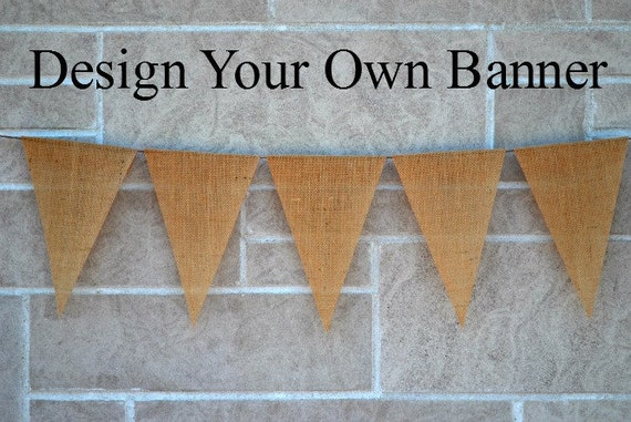 Design Your Own Welcome Home Banner Items Similar To