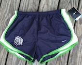 Custom Monogrammed Nike Running Shorts NWT