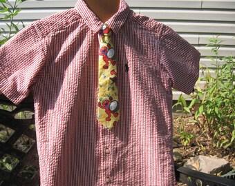Elmo's boys necktie