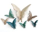 Wall Butterflies - Reserved for Gabi