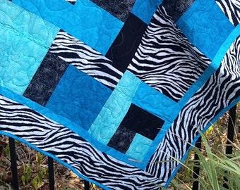 Zebra Blues II