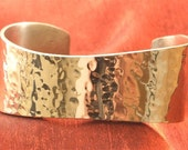 SALE - Only 1 Available in Size 6 & 1/2 Inches - Womens Silver Bracelet BR75