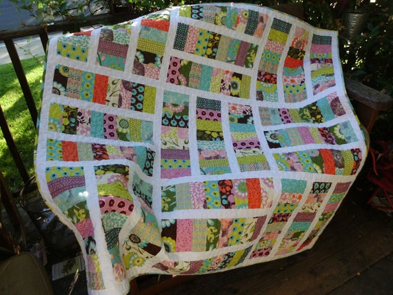 Short stacks quilt