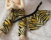 LTF/YOSD Tiger Striped 1/2 Skirt Set