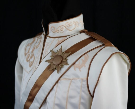 Adult Flynn Wedding Costume Custom Made