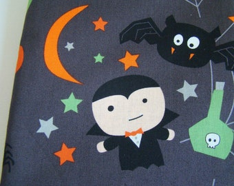 Vampire Fabric, Boo to You by Riley Blake Designs, OOP