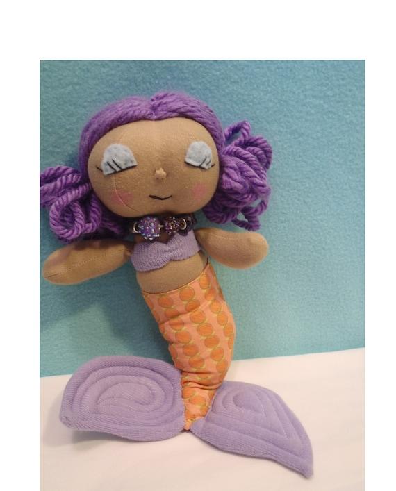 A Burbie Mermaid named Melody