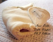Cloth Diaper Pattern PDF New Babe